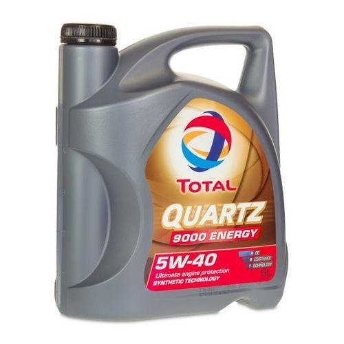 TOTAL QUARTZ 9000 ENERGY 5W-40 5 litres